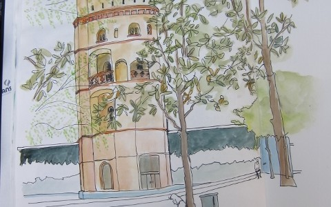 Ciutat Verda a l'Eixample: dibuixem l'Eixample més natural