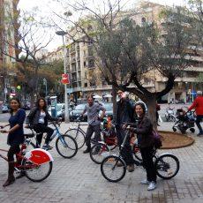 """Taller """"moure's en bicicleta per la ciutat"""""""