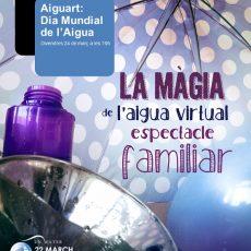 Taller Familiar 'La Magia de l'Aigua Virtual'