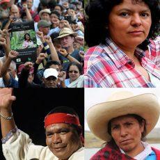 Activistes ambientals a Amèrica Llàtina i el cas de Berta Càceres