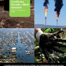 Tertúlia: Una mirada al món.  Conflictes Socials i Medi Ambient