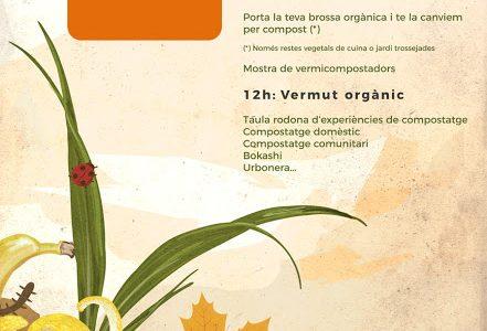 1er CompostFest Barcelona a l'Aula Ambiental