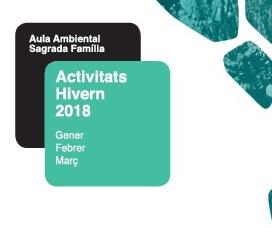Nova programació d'activitats Hivern 2018