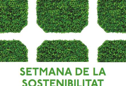 Setmana de l'Energia i Setmana de la Sostenibilitat 2018