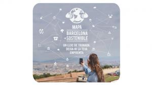 Mapa Barcelona més Sostenible