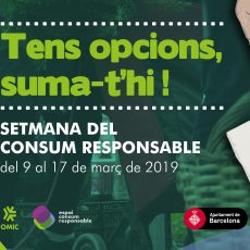 Primera Setmana del Consum Responsable