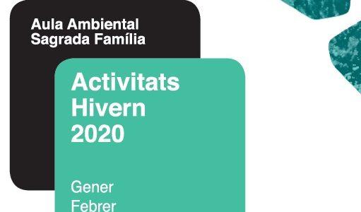 Programa d'activitats hivern 2020